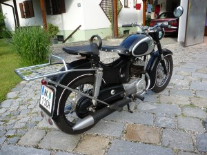 Puch 175 SV 1956
